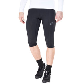 asics Knee - Short running Homme - noir